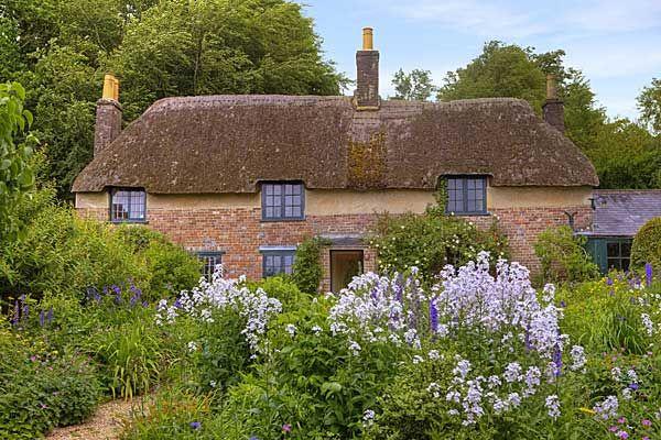 Englisches Cottage englisches cottage englische landhäuser