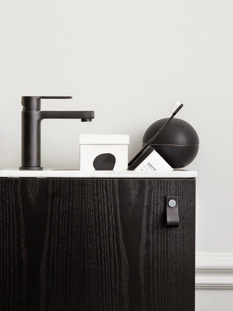 Badezimmer ideen schwarz pin von mary nadys auf living  pinterest  badezimmer baden und bad