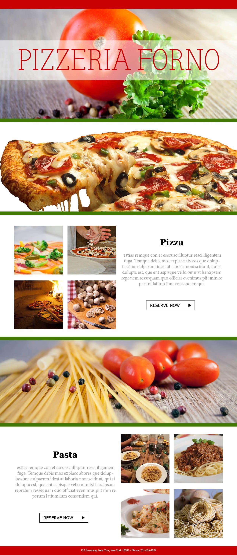 the pizzeria campaign do you own an italian restaurant showcase