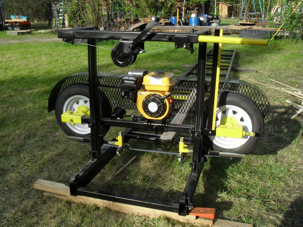 Image Result For Diy Chainsaw Mill Plans A Diy Tools Jigs Etc