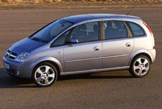 Opel Meriva 17 Cdti Opel Meriva Opel Car