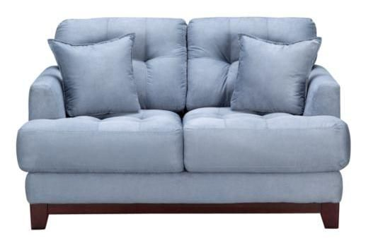Best Blue Overstuffed Loveseat Value City Furniture 400 x 300
