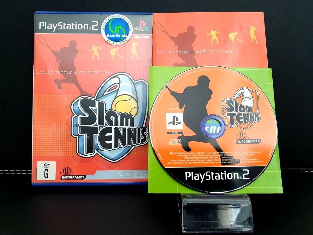 Slam Tennis Imtrading Joe In 2019 Playstation Games