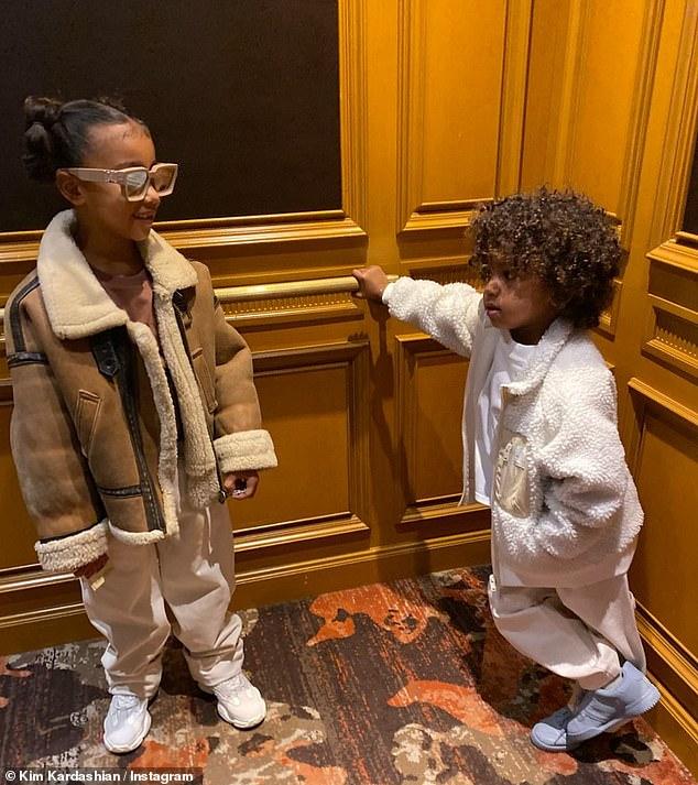 Kanye West S Surprises Howard University With Sunday Service In 2020 Kardashian Kids Kanye West Kardashian