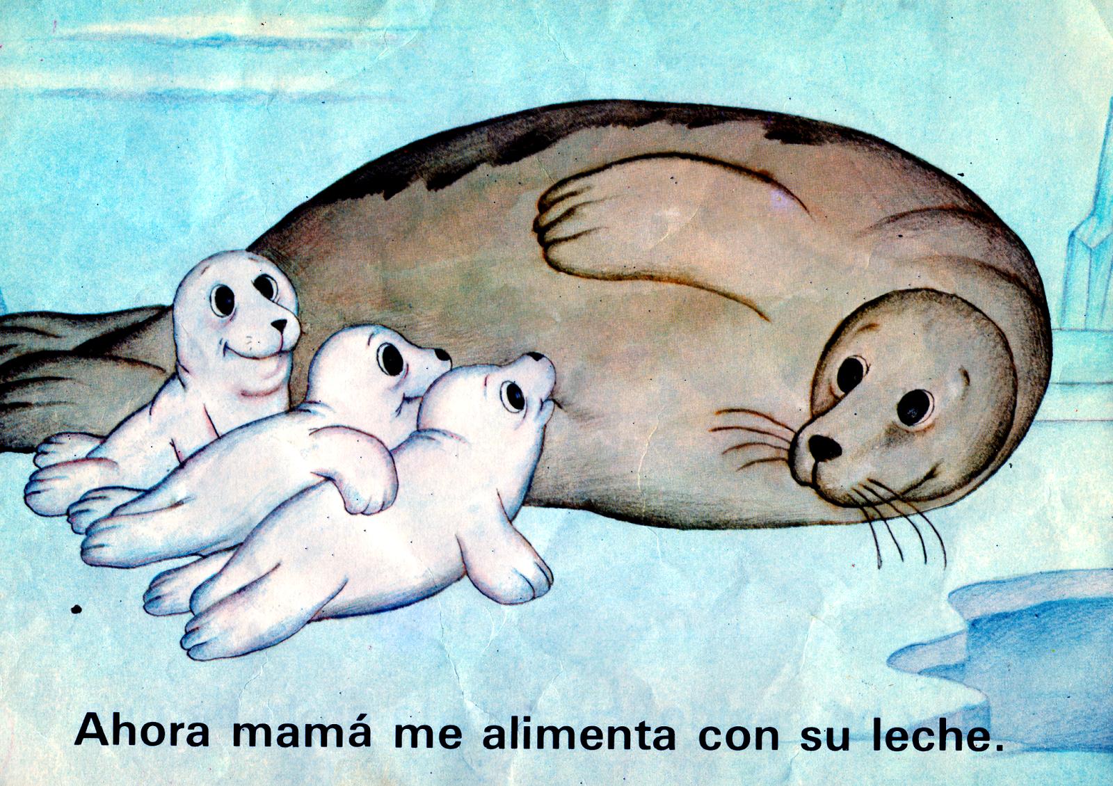 Escuela Infantil Castillo De Blanca Yo La Foca Foca Juegos De Lectoescritura Ninos Sordos