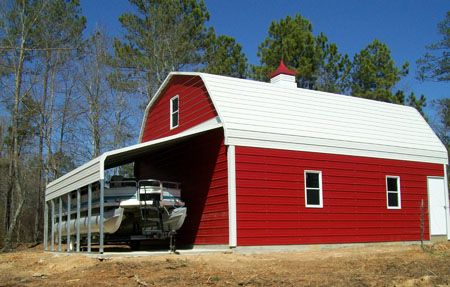 Metal Sheds And Storage Buildings Custom Built For You