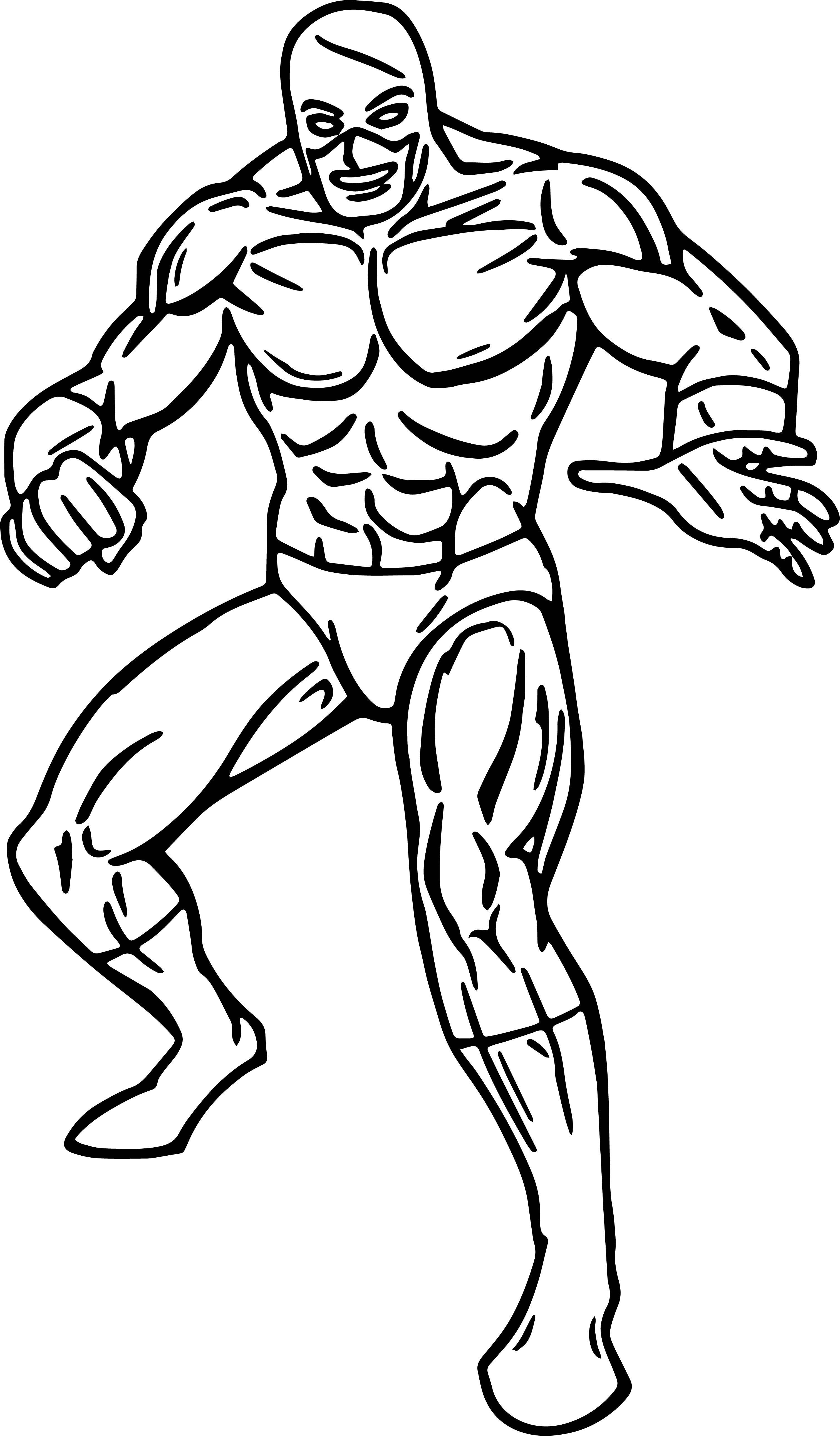 Smile Superheroes Super Hero Coloring Page