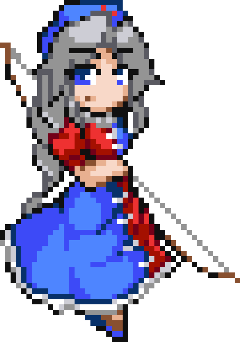 Pixelart Draw Anime Manga Colorbynumber Game Ninjapixel Pixel Art Art Apps Anime Pixel Art
