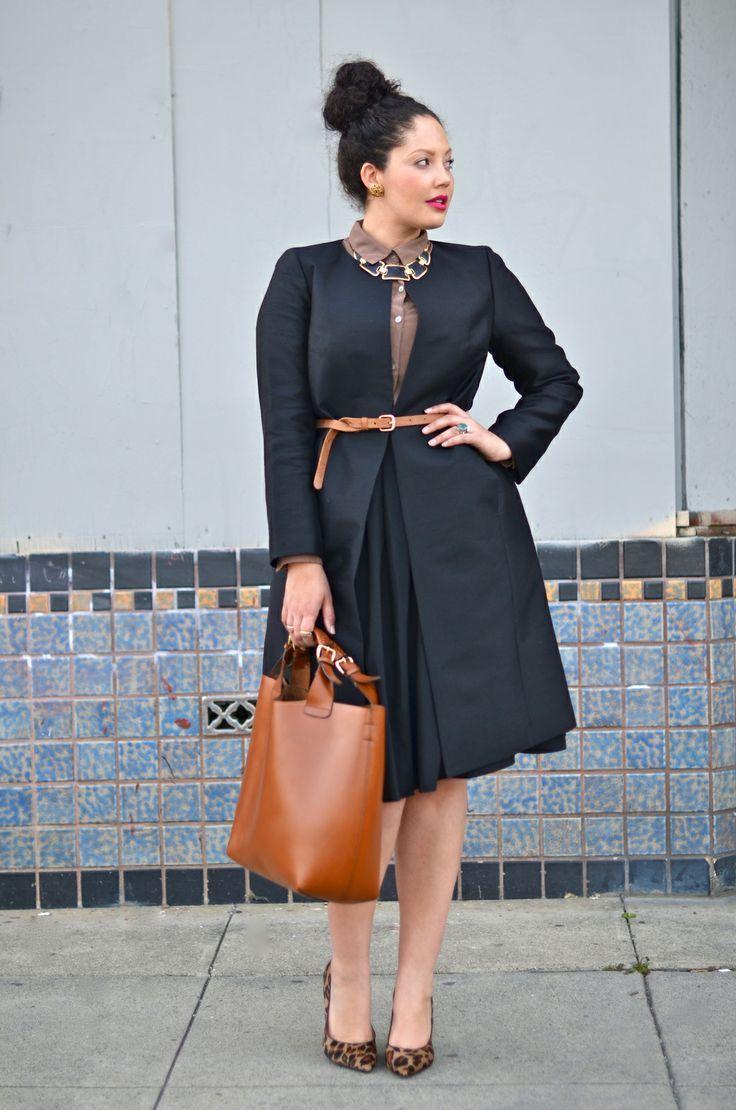 Fashionista: Beatiful Ladies in plus size style