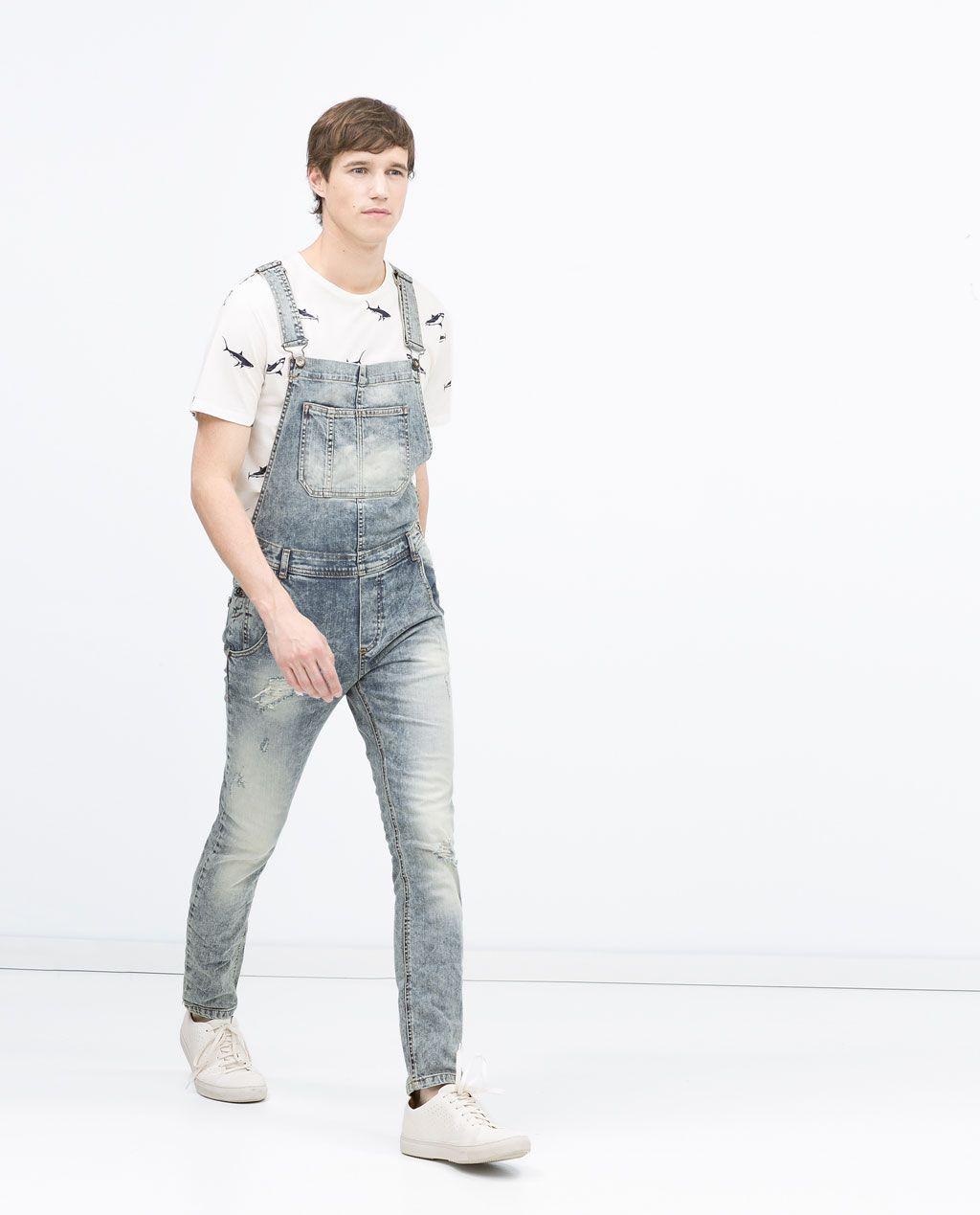 Zara Man Jeans Pantalones De Hombre Moda