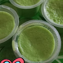Resep Srikaya Palembang Debm Keto Keto Oleh Vinta Kitchen Resep Keto Masakan Indonesia Puding