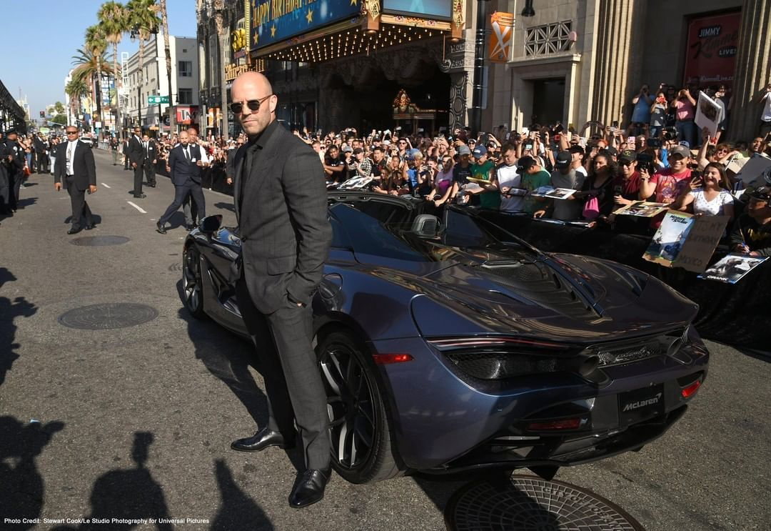 Our Game Changing Mclaren 720s At The World Premiere Of Fastfuriousmovie Present Super Cars Race Cars Mclaren