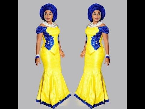 0f214bc8c93 Latest Ankara and Lace Designs   Nice Dress Inspiration for Ladies - YouTube
