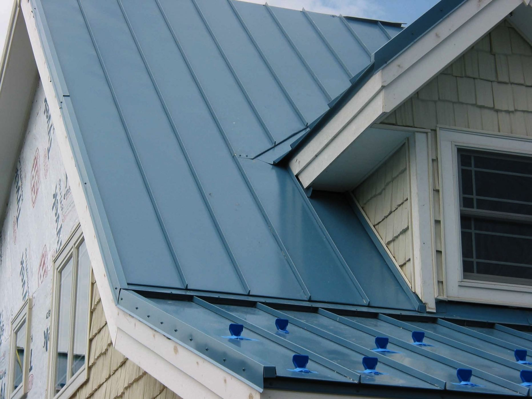 Dormer Valley Amazing P Installing Metal Roofing Around