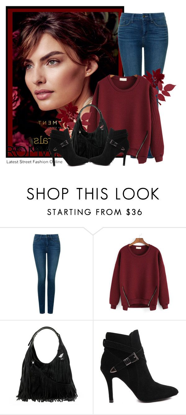 """""""Sin título #1369"""" by miushka ❤ liked on Polyvore featuring Bare Escentuals, NYDJ and Diane Von Furstenberg"""