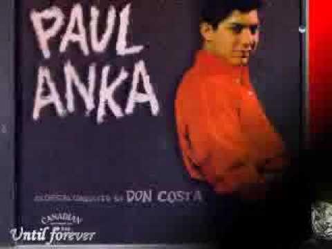 paul anka crazy love youcameintomyrockabillyworld