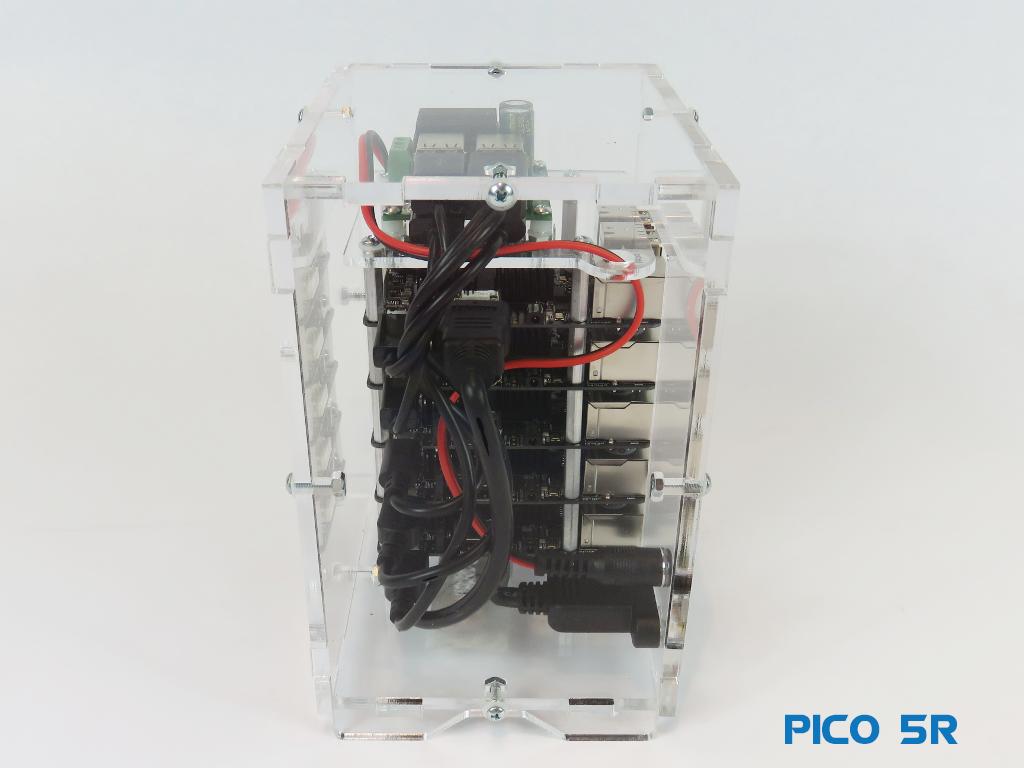 Pico 5 ODroid C2 | Pico 5 and accessories