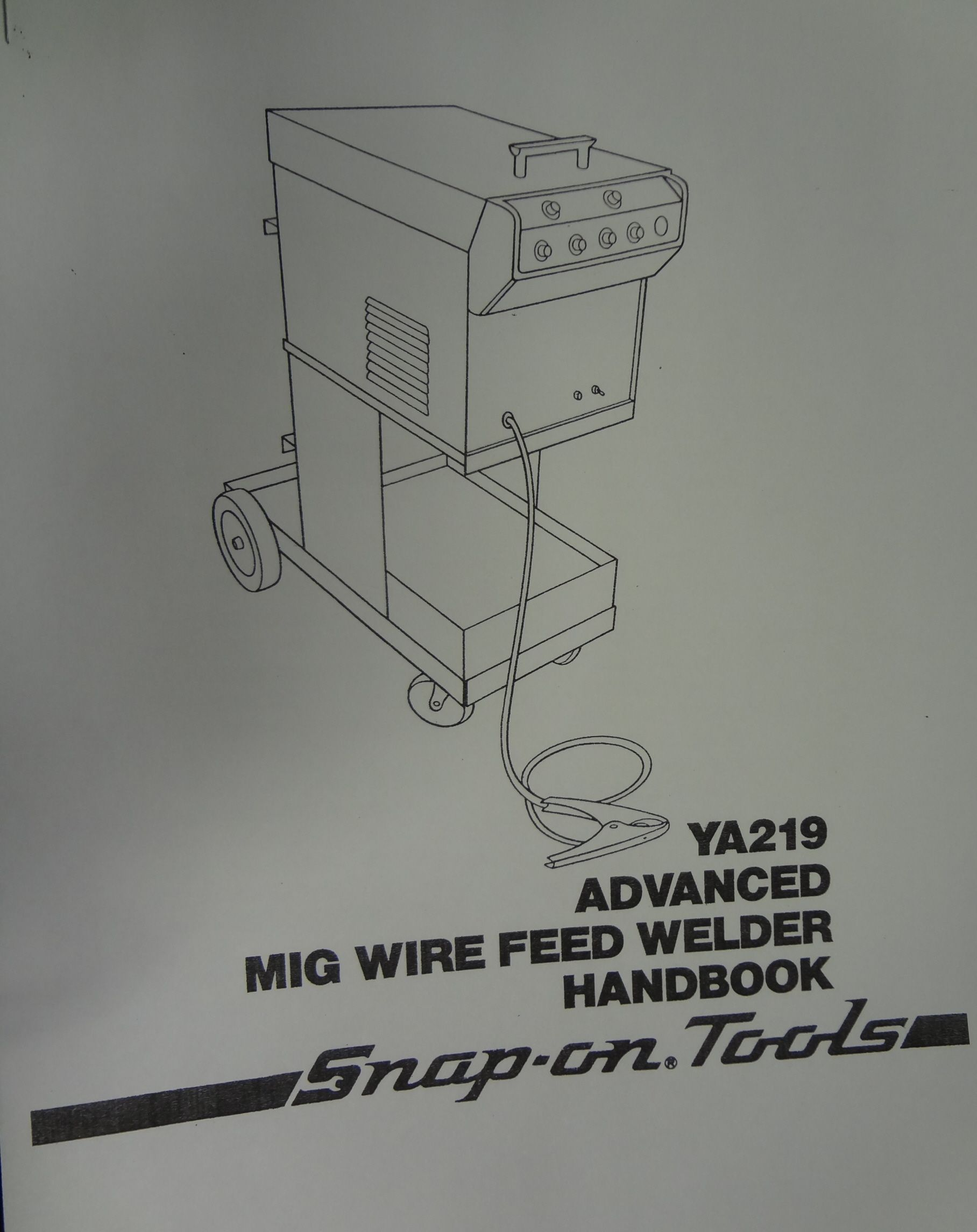 Century Snap On Mig Welder Parts Owners Manual Ya219 In 2018 Diagram Of Welding Tools Weapon Ck Systematics Gun Consumable Kit