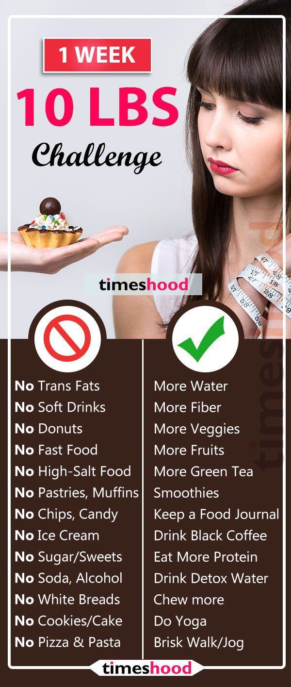 How to lose 10 pounds in 7 days? Take this 7-day flat belly challenge for fast w...   - Weight Loss...