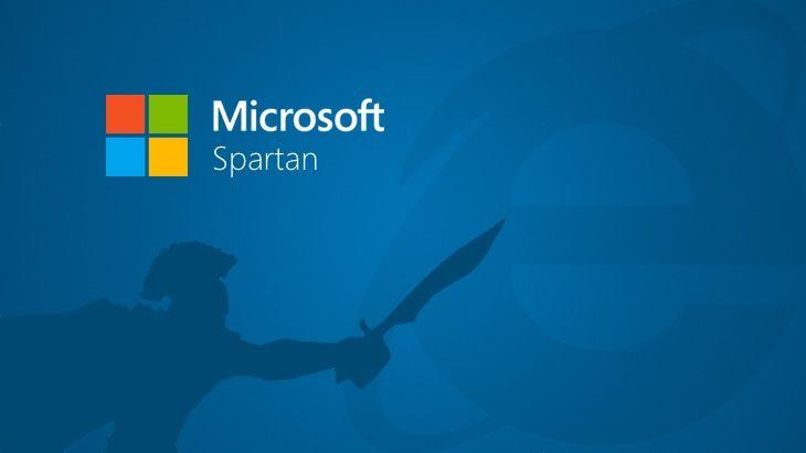 Ya esta disponible Spartan, el nuevo navegador que sustituirá Internet Explorer. DETALLES: http://www.audienciaelectronica.net/2015/03/31/ya-disponible-spartan-navegador-que-sustituira-internet-explorer/