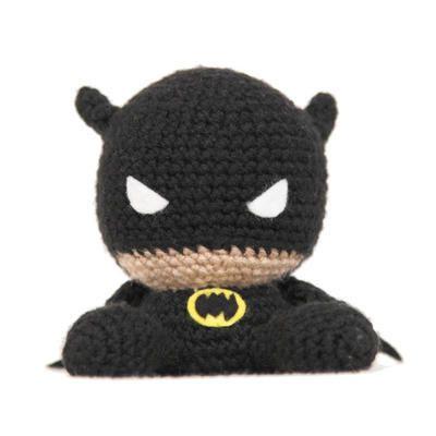 Batman Amigurumi – Minasscraft Patrones Amigurumis | 400x400