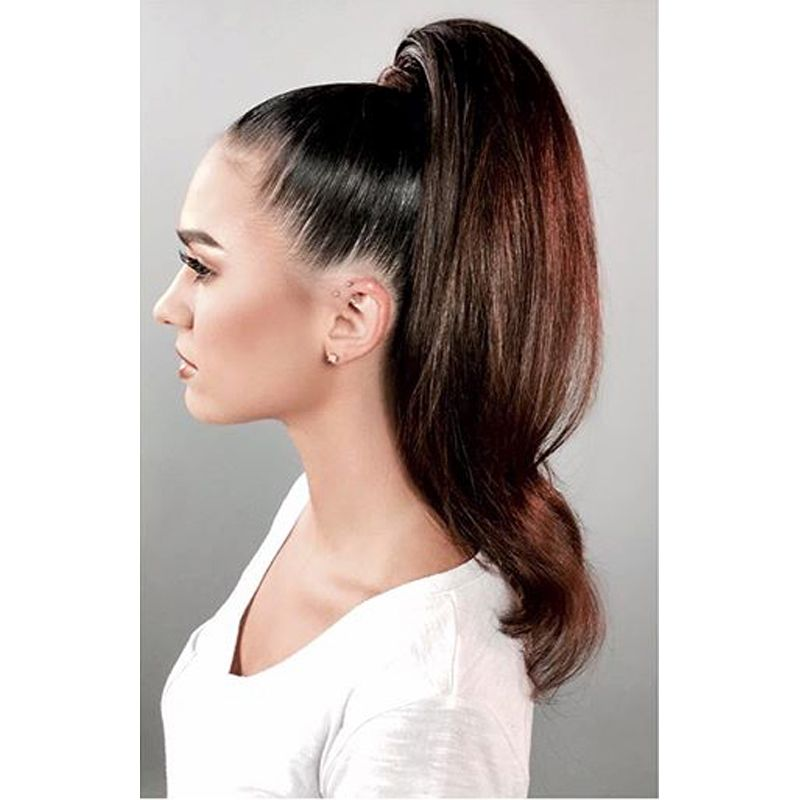 High Ponytail Hairstyle For Long Hair High Ponytail Hairstyles Long Hair Ponytail Long Hair Styles