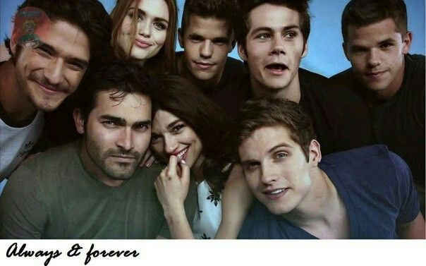 Teen Wolf family