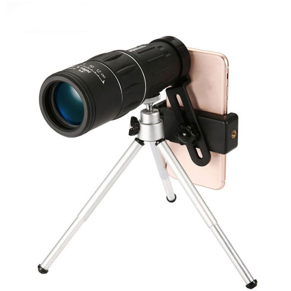 Dual Focus Telescopic Lens For Smartphones Mobile Devices In