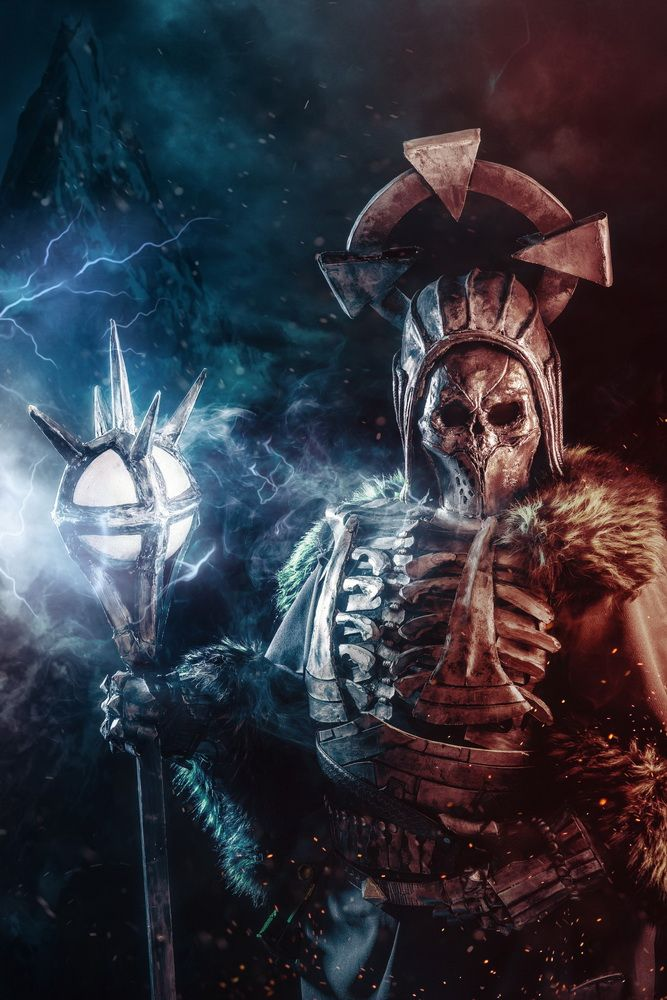 Wild hunt general caranthir the witcher cosplay by - Caranthir witcher ...