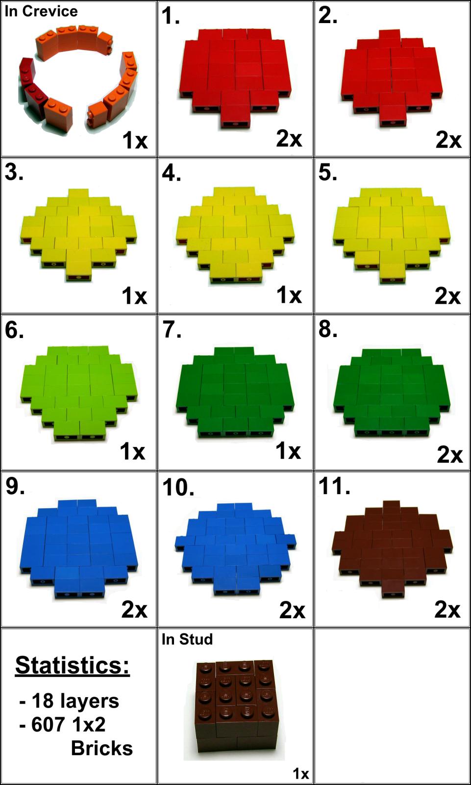 pick a brick lego pick a brick lego lego storage. Black Bedroom Furniture Sets. Home Design Ideas