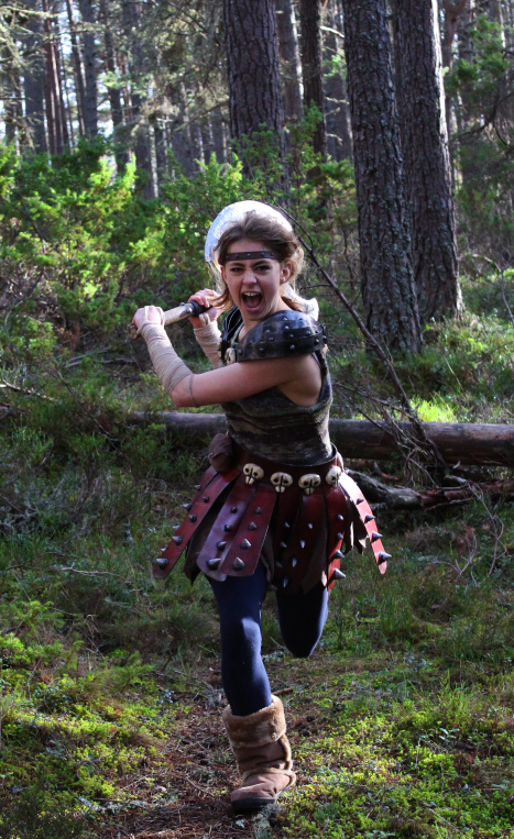 My Astrid cosplay from How to Train Your Dragon. Loved making and wearing  this costume b610ac28bbe0