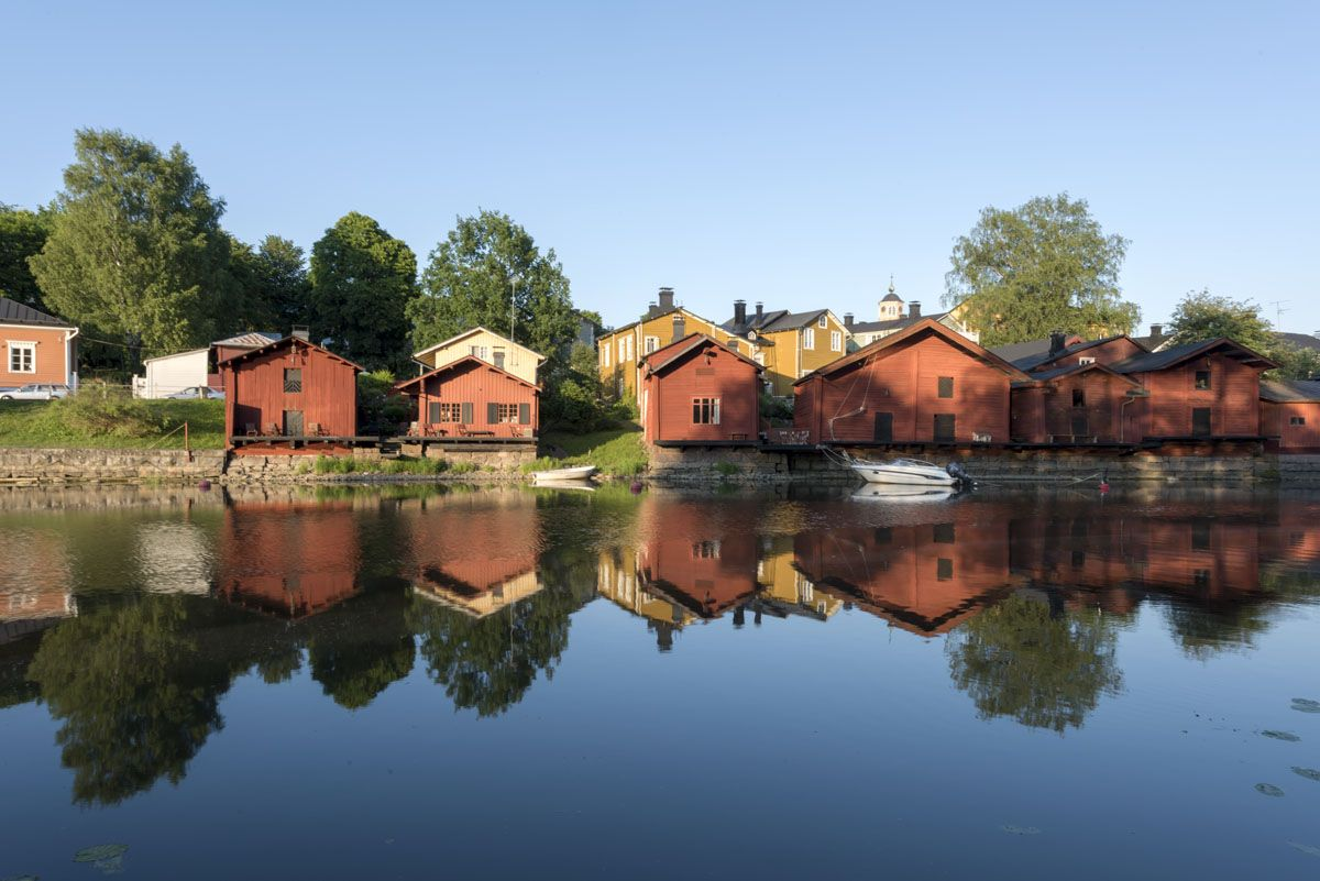 10 Reasons To Visit Porvoo Day Trips Finland Planets