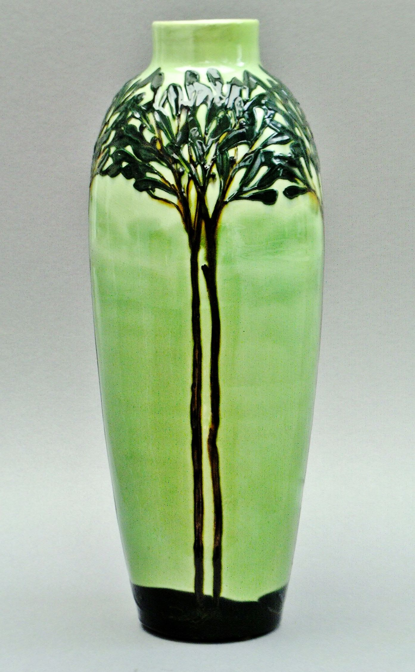 Decorative Jugs And Vases Large Vase 1900 Max Laeuger Kunstabteilung Kandern 1900s Design
