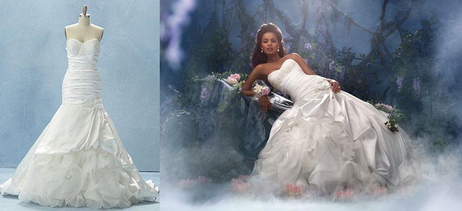 Stunning Disney Princess Tiana Wedding Dress Contemporary - Wedding ...