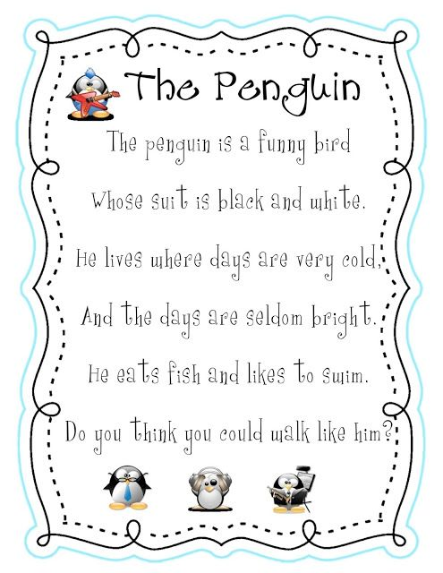 Penguin Poems by unknown or other authors - Nature Poems ...