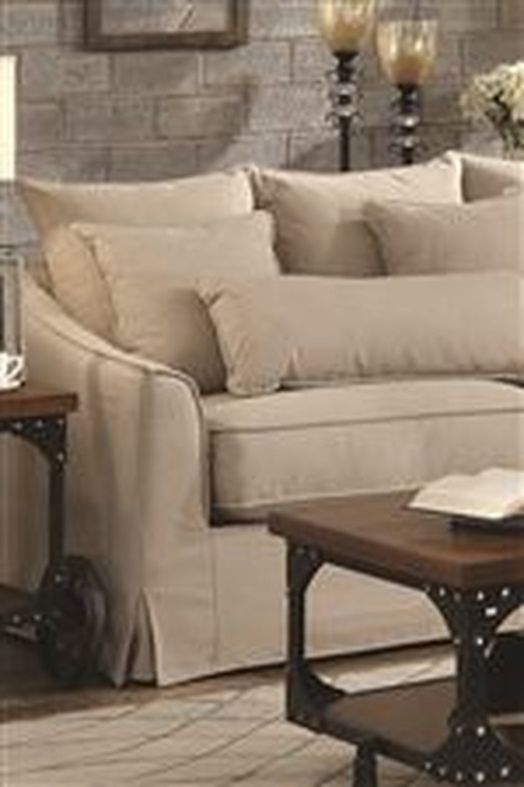 Coaster 500180 Beige Fabric Sectional Sofa Steal A Sofa Furniture Outlet Los Angeles Ca Fabric Sectional Sofas Sectional Sofa Fabric Sectional