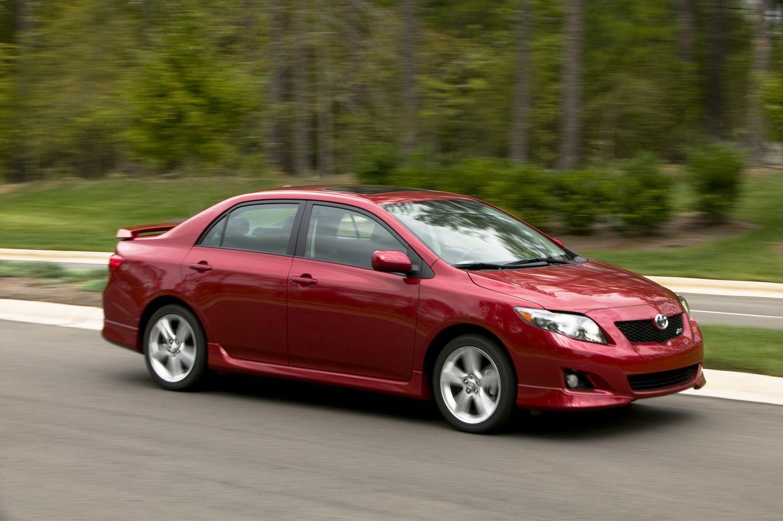 toyota corolla sport 2009 red - Google Search   Cars   Pinterest ...