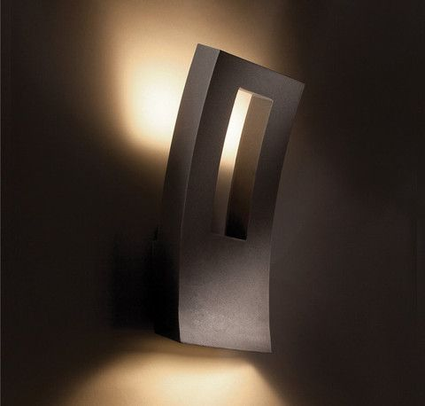 new concept a9e94 07926 Dawn Indoor/Outdoor Dimmable LED Wall Light | Decor ...