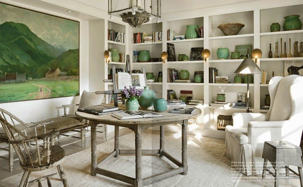 Milieu via Belgian Pearls Built-ins  Butlers Pinterest