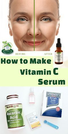 Vitamin C Serum for Face - Anti Aging Anti Wrinkle