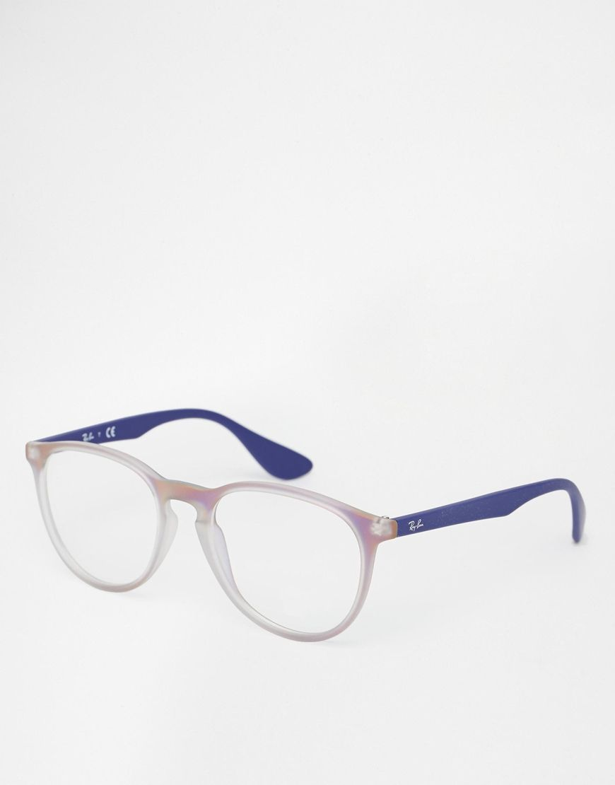 Ray-Ban Round Glasses | Accessories | Pinterest | Round glass ...