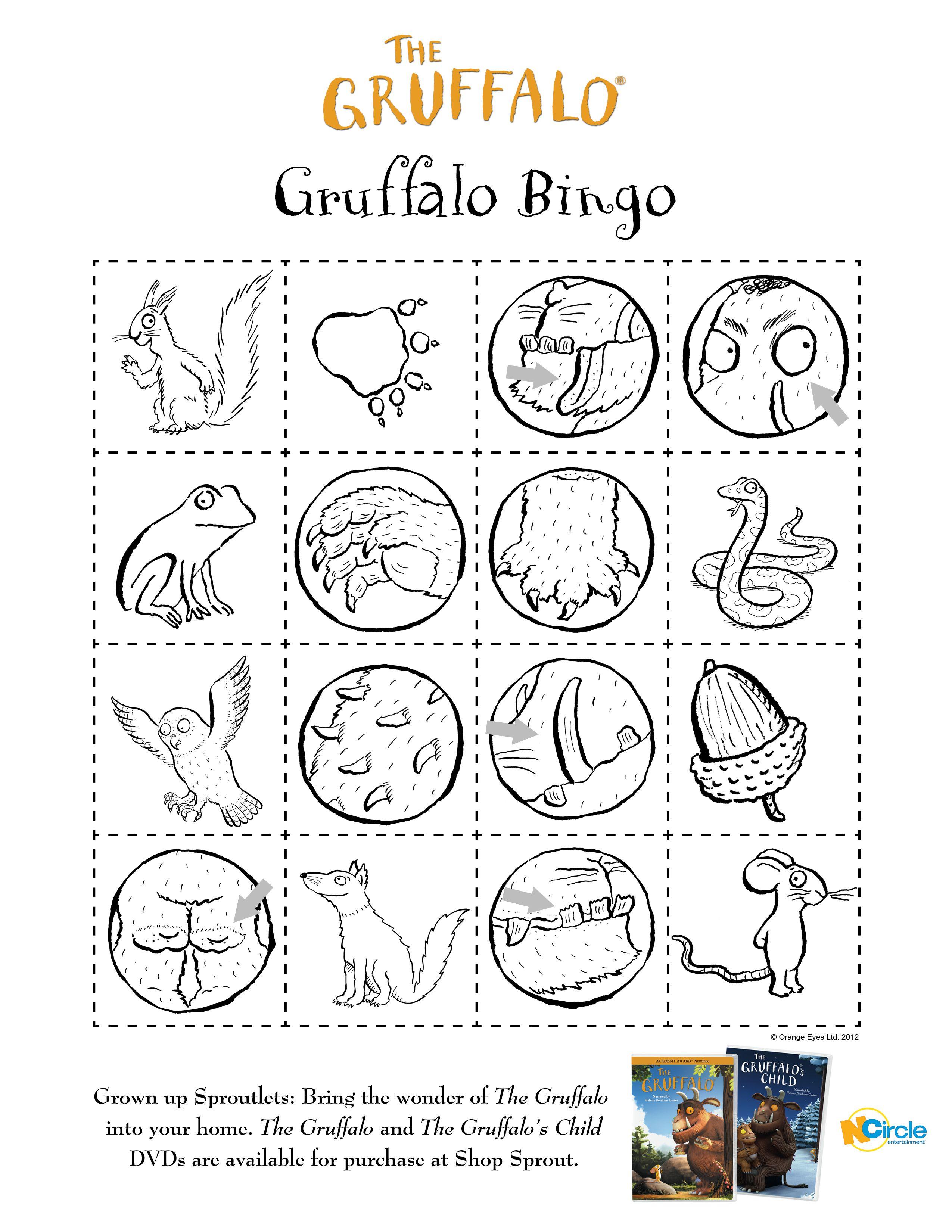 Gruffalo Bingo3 2 550 3 300 Pixels