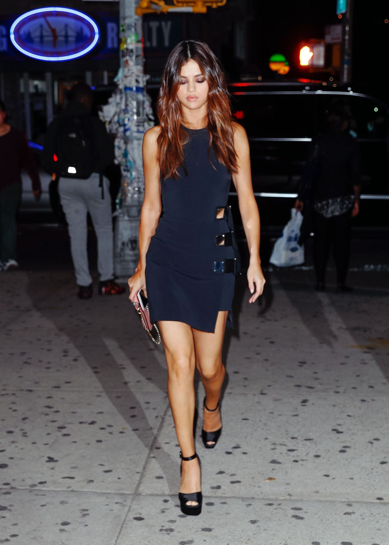 Selena Gomez News — June 3: [More] Selena seen out and about in New ...