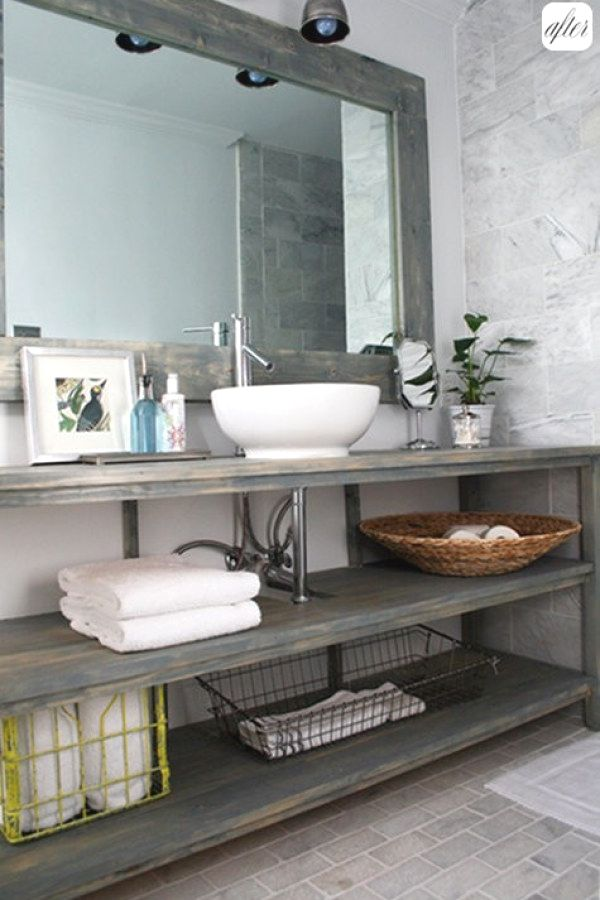 Beautiful Industrial Style Bathroom Decor Designs To Complement Your