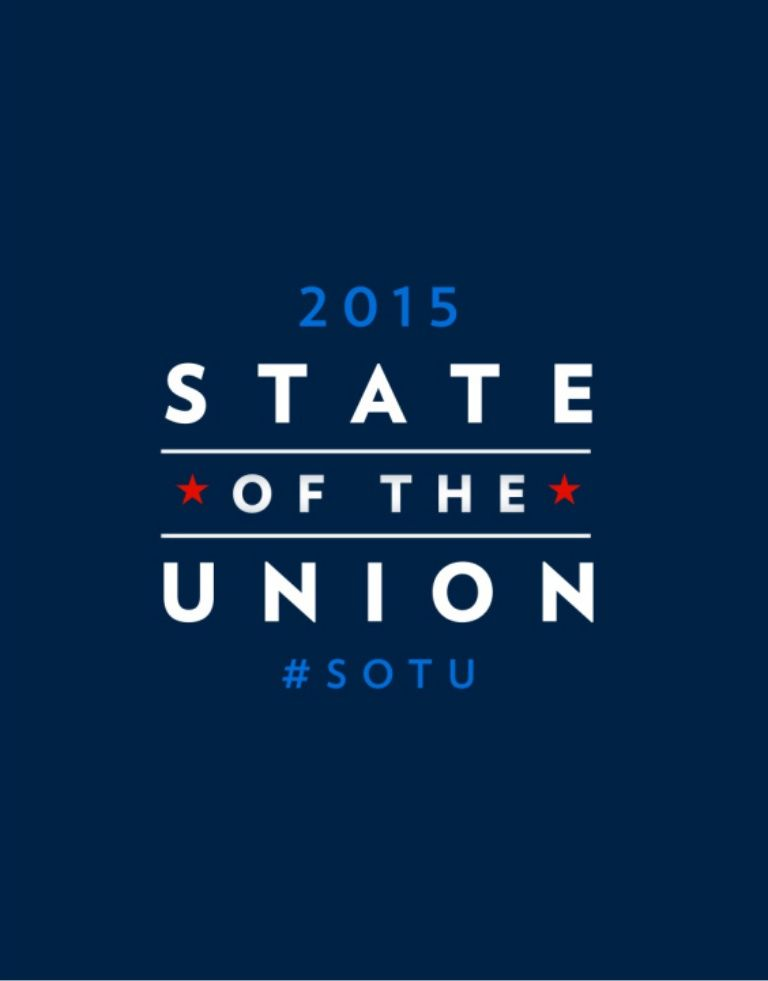 The #SOTU slides have been posted! For more, go to WhiteHouse.gov/SOTU.