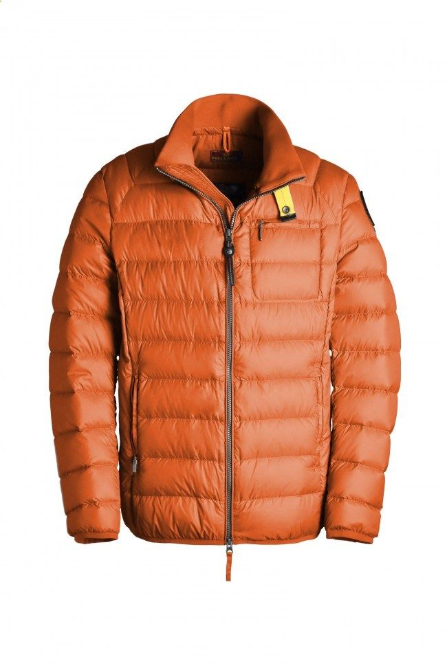 parajumpers homme orange