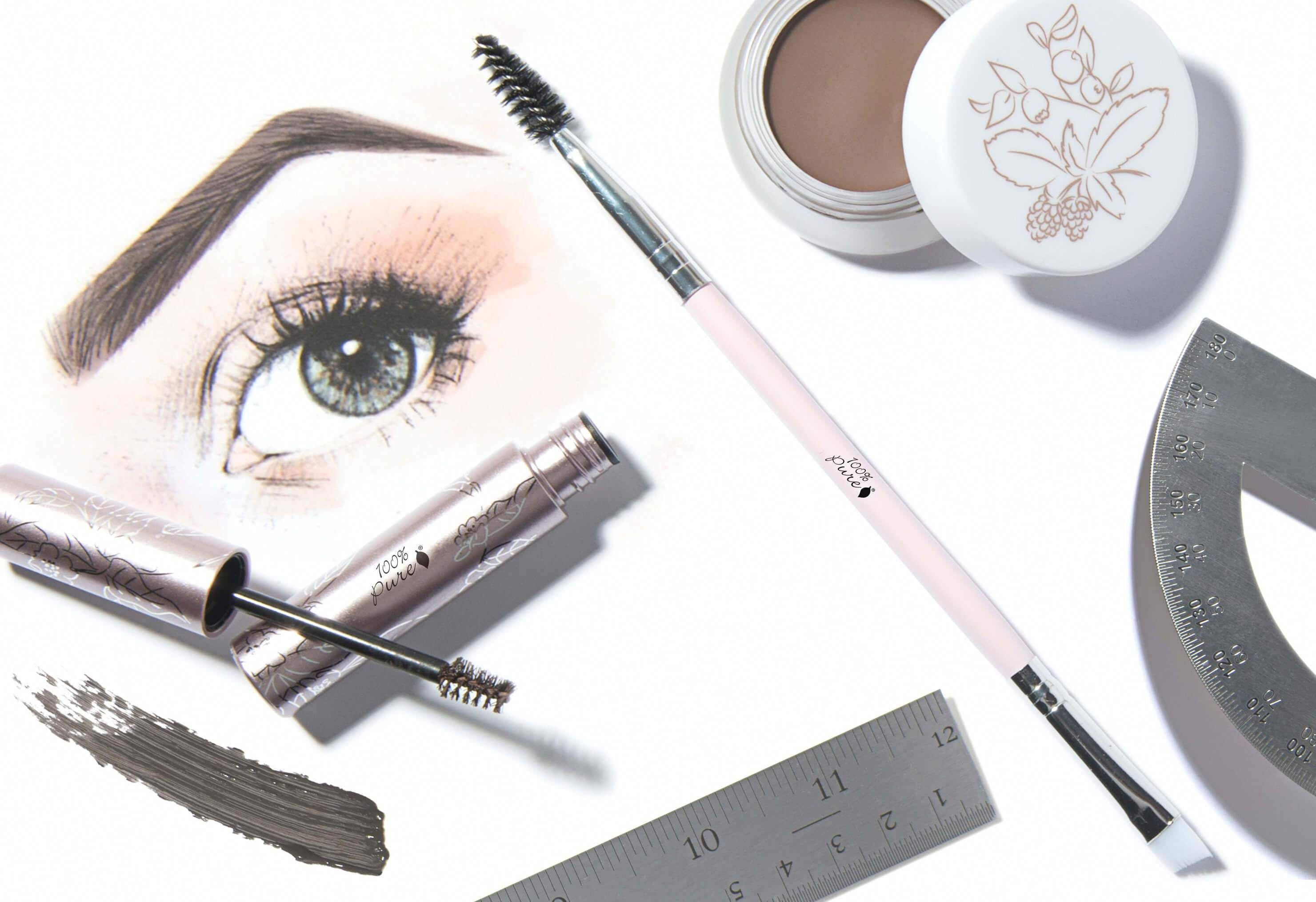 Eyebrow Stencils Cheap Eyebrow Threading Perfect Female Eyebrows