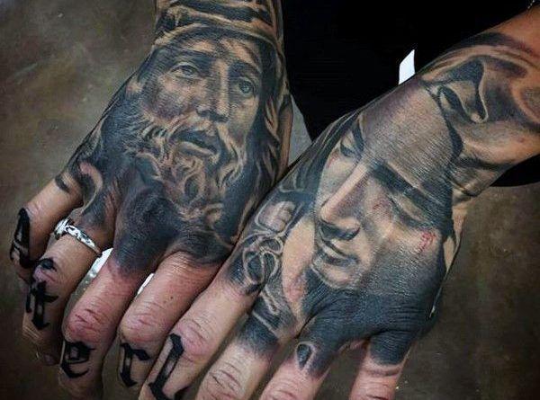 Как выбрать тату на руке мужские: более 60 тату фото
