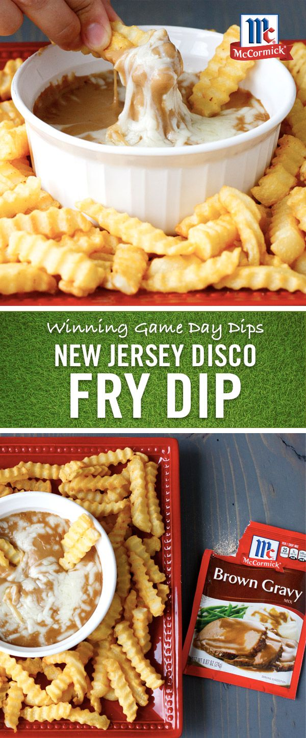 Jersey Disco Fry Dip