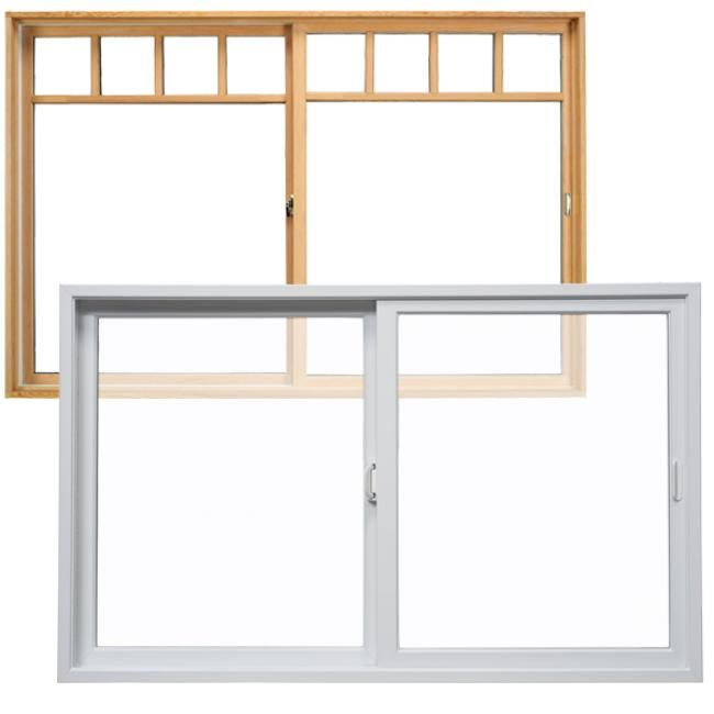 Ultra Woodclad Series Horizontal Slider Milgard Horizontal Sliding Windows Slider Window Windows